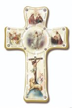 PEARLIZED EASTER CROSS