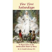 FIVE FIRST SATURDAYS PAMPHLET