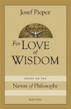 FOR LOVE OF WISDOM