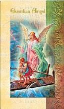 GUARDIAN ANGEL BIO BOOKLET