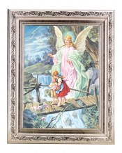 GUARDIAN ANGEL IN DETAILED FRAME