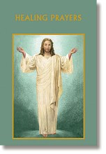 HEALING PRAYERS BOOKLET