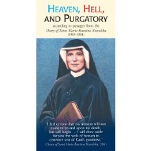 HEAVEN, HELL & PURGATORY PAMPHLET