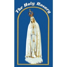 HOLY ROSARY BOOKLET ENGLISH