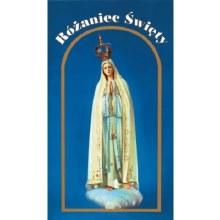 HOLY ROSARY BOOKLET POLISH