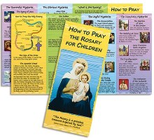HOW TO PRAY THE ROSARY FOR CHILDREN