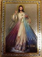 DIVINE MERCY ICON PLAQUE