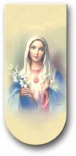 IMMACULATE HEART OF MARY MAGNETIC BOOKMARK