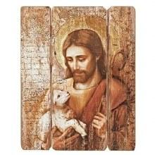 JESUS DECORATIVE PANEL