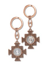 JUBILEE MEDAL KEY RING