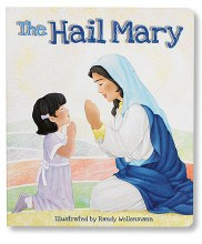 BOARD BOOK THE HAIL MARY