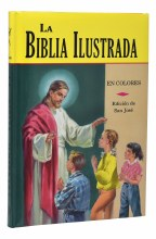 SPANISH LA BIBLIA ILUSTRADA EN COLORES