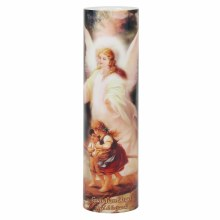 GUARDIAN ANGEL LED CANDLE