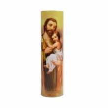 ST JOSEPH LED CANDLE