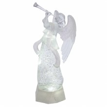 LIGHTED LED SHIMMER ANGEL