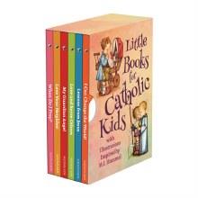 LITTLE BOOKS FOR CATHOLIC KIDS HUMMEL SET