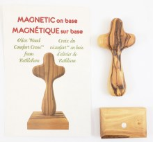 COMFORT CROSS ON A MAGNETIC BASE