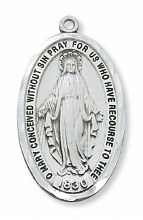 SS MIRACULOUS MEDAL