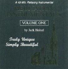 MEDITATION INSTRUMENTALS VOLUME 1 CD