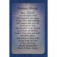 MORNING OFFERING POCKET CARD