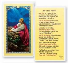 MY DAILY PRAYER