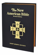 THE NEW AMERICAN BIBLE HARD COVER