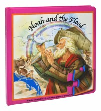 NOAH AND THE FLOOD PUZZLE BOOK