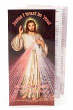 NOVENA TO THE DIVINE MERCY