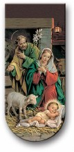 NOVENA FOR CHRISTMAS MAGNETIC BOOKMARK