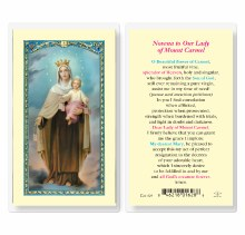 NOVENA TO OUR LADY OF MT CARMEL