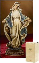 """OUR LADY OF GRACE STATUE 6"""""""