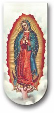 OUR LADY OF GUADALUPE MAGNETIC BOOKMARK