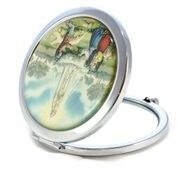 OUR LADY OF  FATIMA POCKET MIRROR