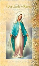 OUR LADY OF GRACE BIO BOOKLET