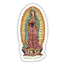 OUR LADY OF GUADALUPE AUTO MAGNET