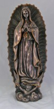 OUR LADY OF GUADALUPE LARGE STATUE