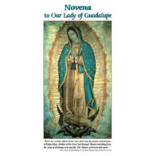 OUR LADY GUADALUPE NOVENA PAMPHLET