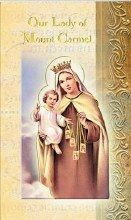 OUR LADY OF MT CARMEL BIO BOOKLET