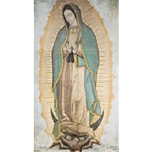 OUR LADY OF GUADALUPE CANVAS GALLERY-WRAPPED CANVAS PRINT