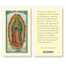 OUR LADY OF GUADALUPE, MYSTICAL ROSE