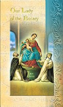OUR LADY OF THE ROSARY BIO BOOKLET