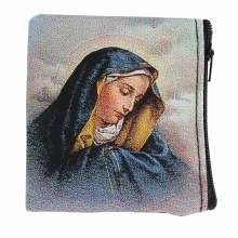 OUR LADY OF SORROWS ROSARY CASE