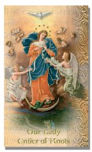 OUR LADY UNTIER OF KNOTS BIO BOOKLET