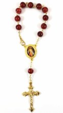 ONE DECADE DIVINE MERCY AUTO ROSARY