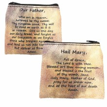 HAIL MARY & lORD'S PRAY POUCH