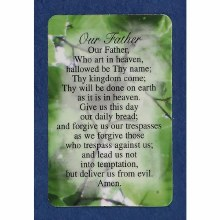 OUR FATHER POCKET CARD