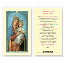 OUR LADY OF THE SACRED HEART