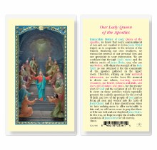 OUR LADY QUEEN OF APOSTLES