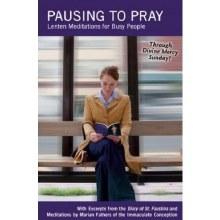 PAUSING TO PRAY LENTEN BOOK