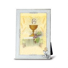 SILVER PLATED COMMUNION CHALIC FRAME